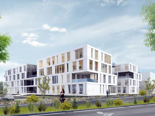 Crédit : Agence Escudié Fermaut Architecture