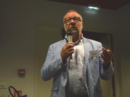 Bertrand Tierny, délégué régional Hauts-de-France du Syntec numérique.