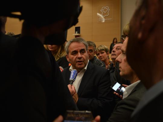 Le président de Région fait monter au maximum la pression sur l'Etat et Vallourec avant l'échéance du 24 octobre