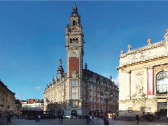 La CCI Grand Lille a déjà entamé sa mutation en commercialisant une partie de ses surfaces