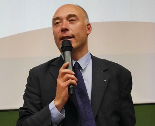 Xavier Thierry, nouveau président du mouvement Entrepreneurs et Dirigeants Chrétiens du Nord - Pas-de-Calais.