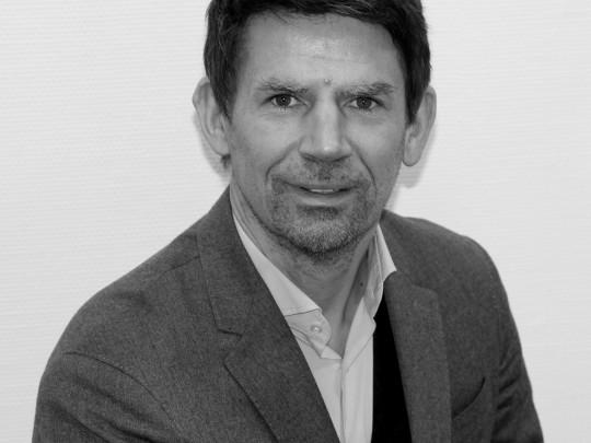 Christophe Gaigneux, nouveau directeur général de Damart.