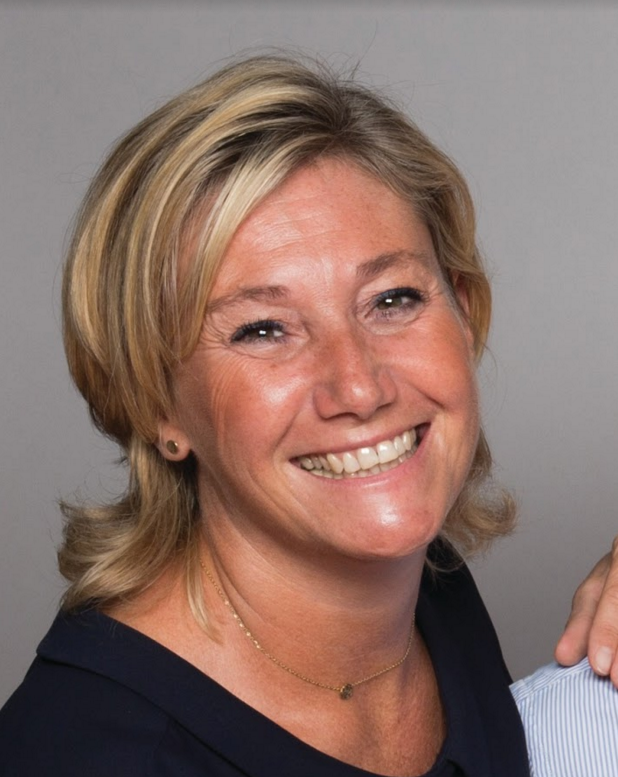 Pascaline De Ruyver, directrice QuinteSens