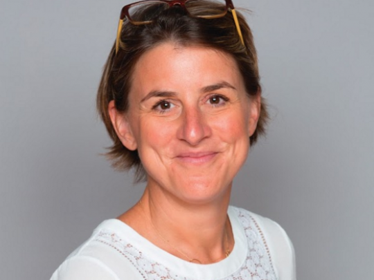 Dorothée Schoutteten, consultante chez Quintesens.