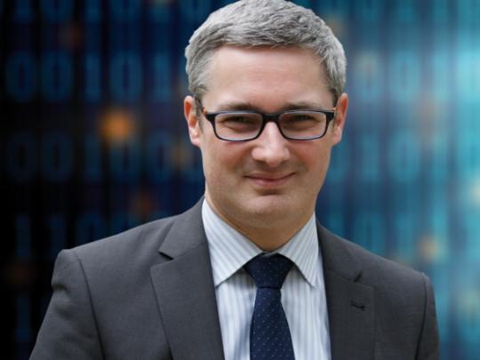 Vincent Pollet, associé directeur KPMG