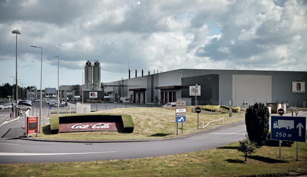 L'usine Coca-Cola de Socx a lancé une nouvelle ligne de production, génératrice de 23 emplois, pour un investissement de 19 M€
