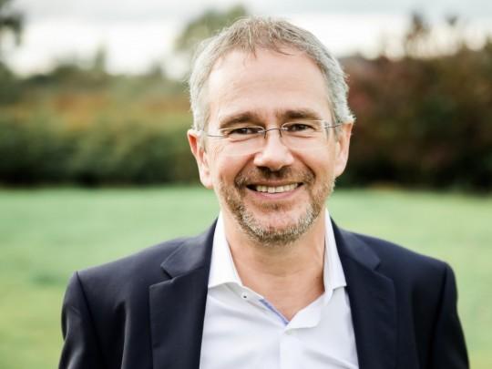 """Georges Lotigier, dirigeant de Vade Secure, vise un chiffre d'affaires de """"plusieurs centaines de millions d'euros"""" moyen terme"""