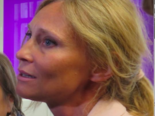 Karine Charbonnier, dirigeante de Beck Industries, est aussi vice-présidente du conseil régional au côté de Xavier Bertrand