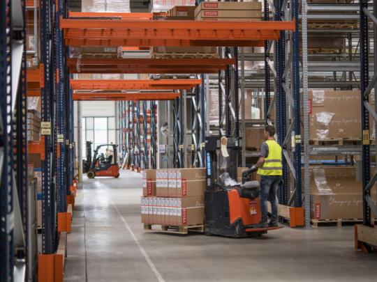 Le groupe danois aura investi 40 M€ en 7 ans sur son site. Cet investissement conforte un peu plus le rôle stratégique de l'usine dans le groupe.