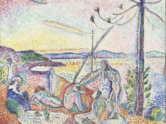 Henri Matisse, Luxe, calme et volupté / © Succession H. Matisse