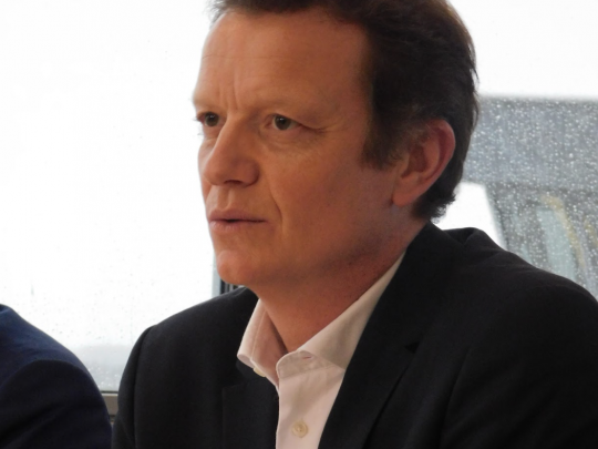 « On pense créer facilement 600 emplois de plus et c'est un chiffre conservateur », estime Marc-André Gennart, le nouveau patron de l'aéroport