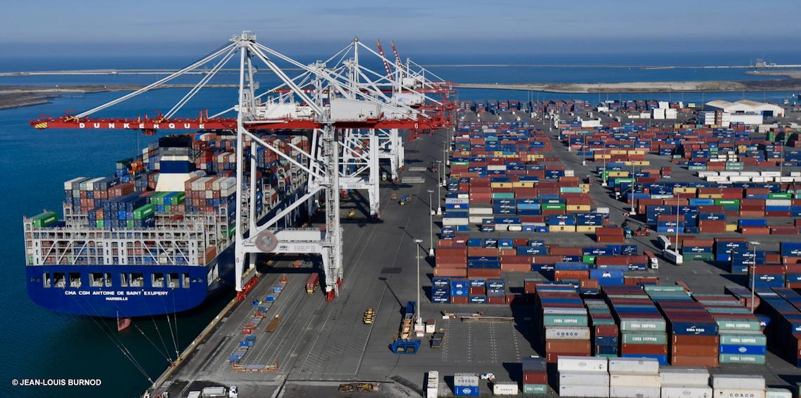 L'extension du quai de Flandre aura encore mobilisé plus de 8 M€ en 2019. Le port compte investir 37,7 M€ en 2020