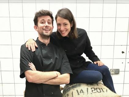 Antoine et Candice Maschi dirigent la deuxième chocolaterie artisanale des Hauts-de-France.