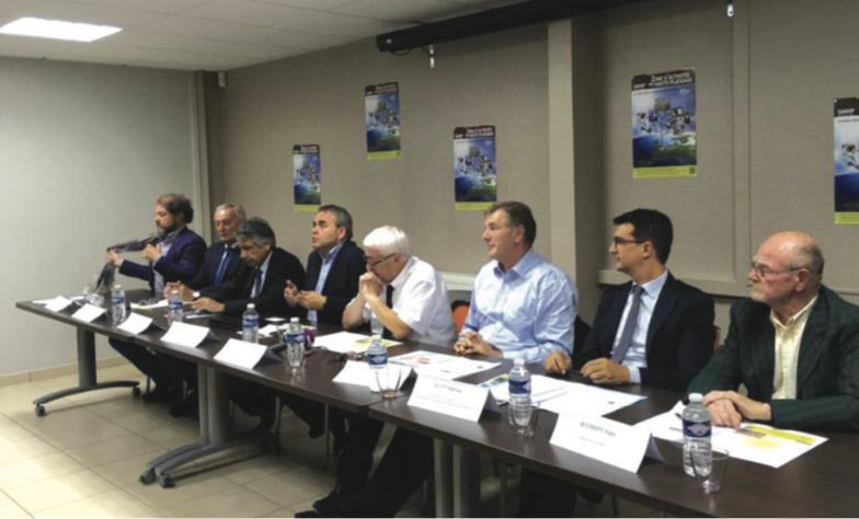 Xavier Bertrand avait fait le déplacement pour l'annonce de la nouvelle plateforme de Flixecourt et ses 560 emplois