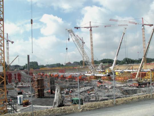 La MEL investit 35 M€ pour soutenir le bâtiment.