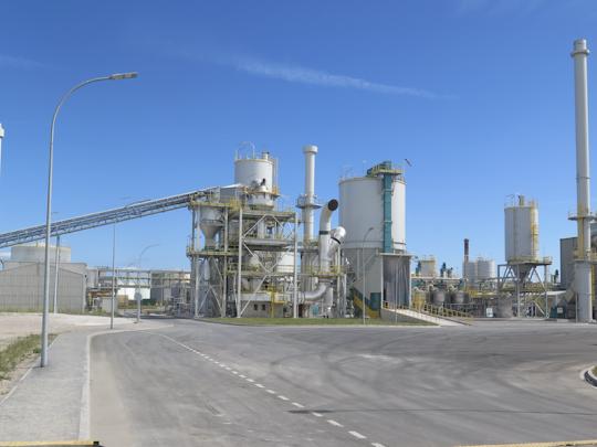 En juin 2018, le groupe belge Ecophos inaugurait en grande pompe dans un grand événement sa première usine française de Loon-Plage.
