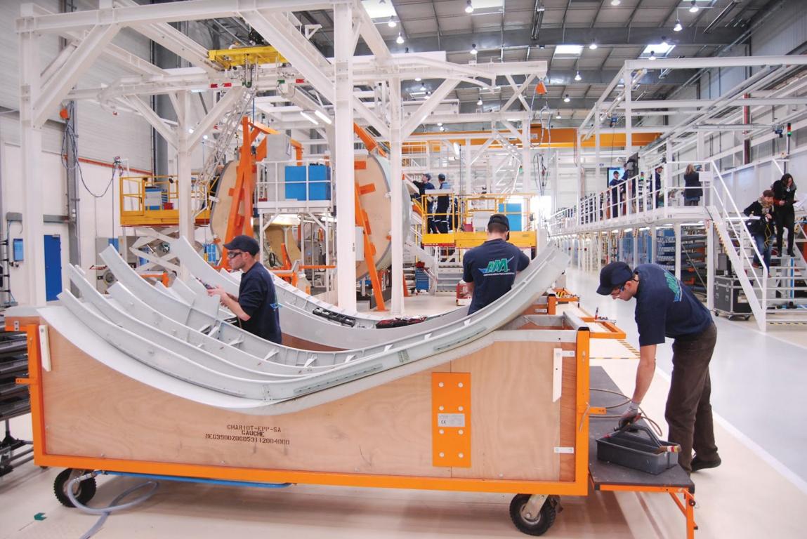 Stelia Aérospace a annoncé un plan de 290 suppressions d'emplois sur son site de Meaulte au cœur de l'été. Le début d'une longue liste ?
