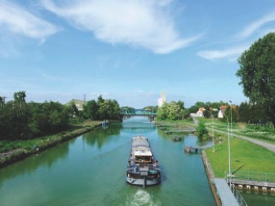 Pour assurer sa ressource en eau, la MEL imagine à terme une usine le long de la Deûle, une fois connectée au canal seine nord.