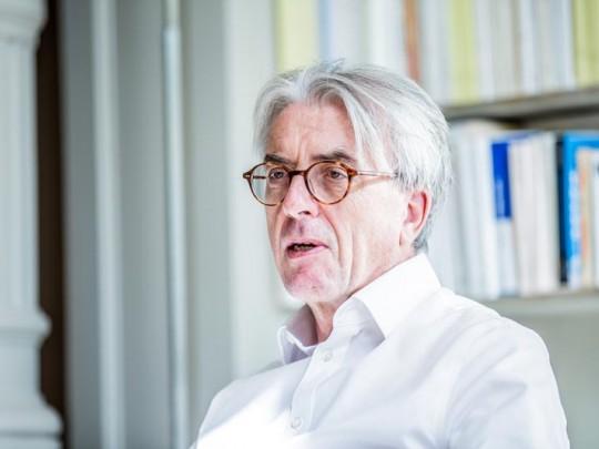 Yann Vincent, président du futur géant de la batterie automobile ACC.