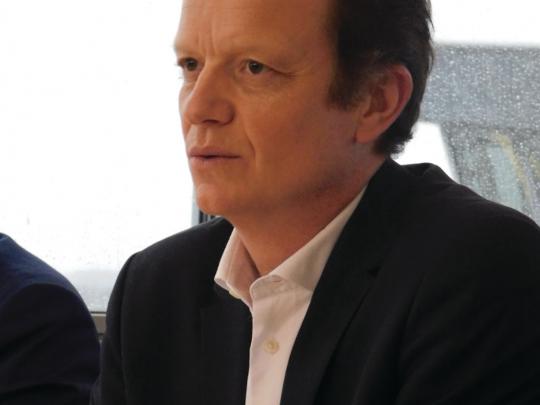 Marc-André Gennart, nouveau directeur de l'aéroport lilloiss