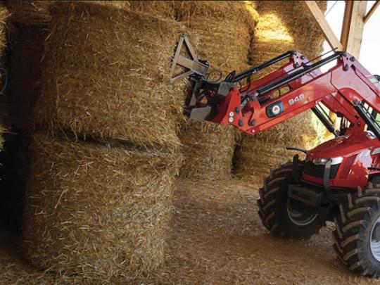 L'usine isarienne va porter sa capacité à 18 000 tracteurs / an.