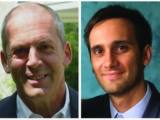 Christophe Nony, associé, et Tanguy Grime, superviseur, Restructuring KPMG