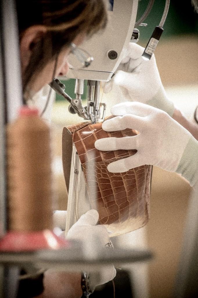 Parmi les annonces de l'année, l'implantation de la maroquinerie Thomas, créatrice de 250 emplois