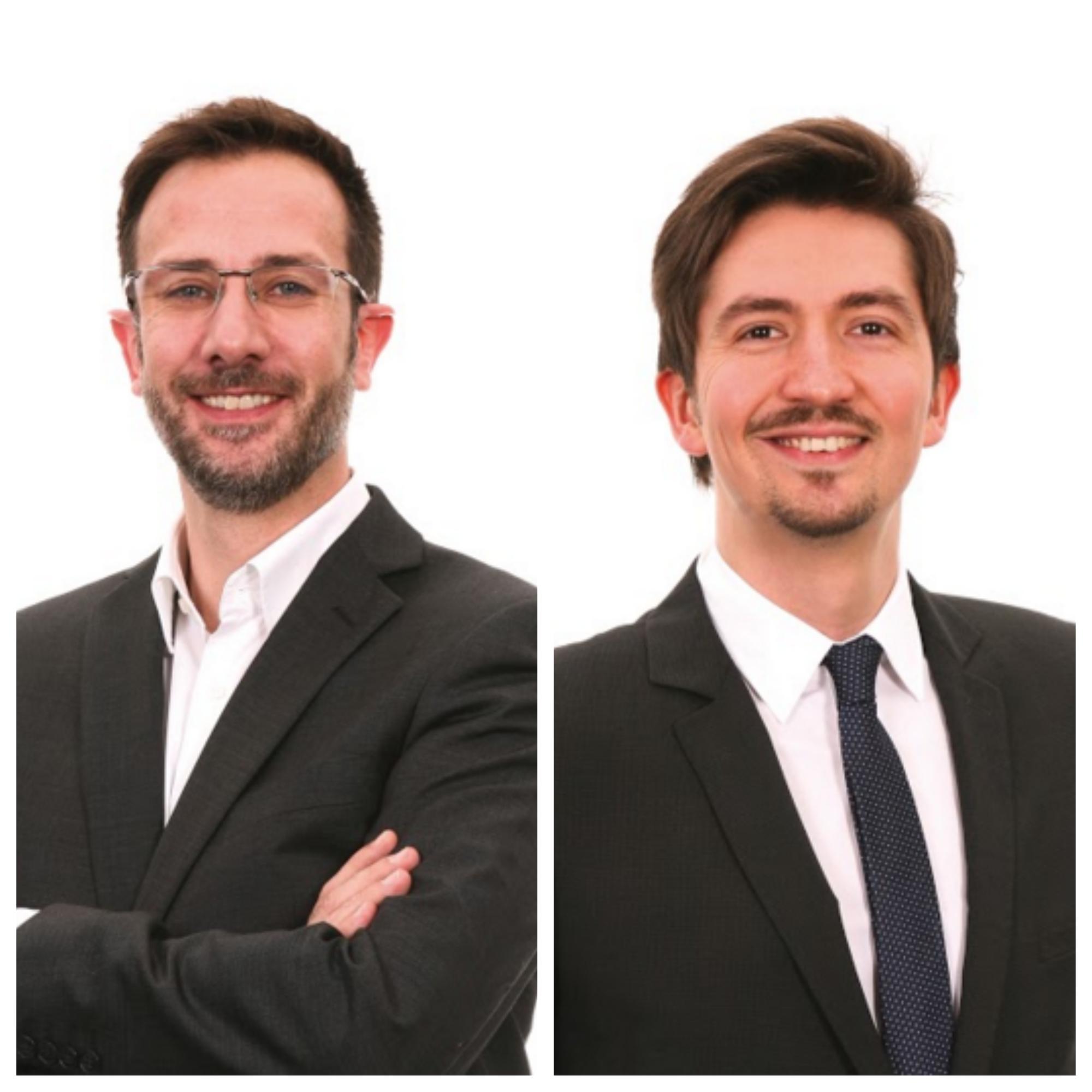 Jean-Baptiste Dubrulle et Kévin Holterbach Avocat et avocat associé Bignon Lebray
